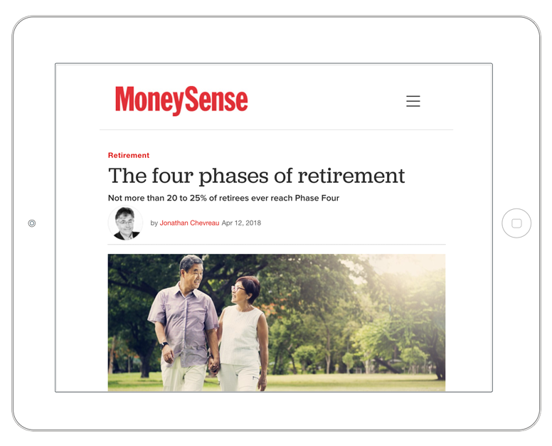 MoneySense Article